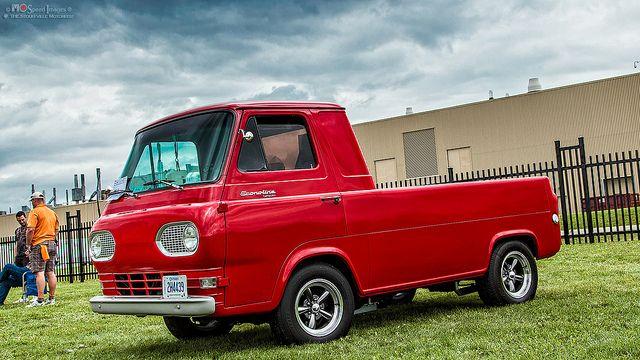 1967 Ford Econoline Pickup | Flickr - Photo Sharing!