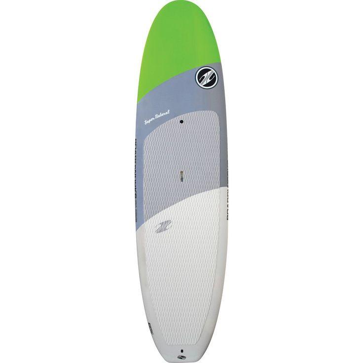 "Boardworks Super Natural 10'6"" SUP Surf Board   Lichen/Grey"