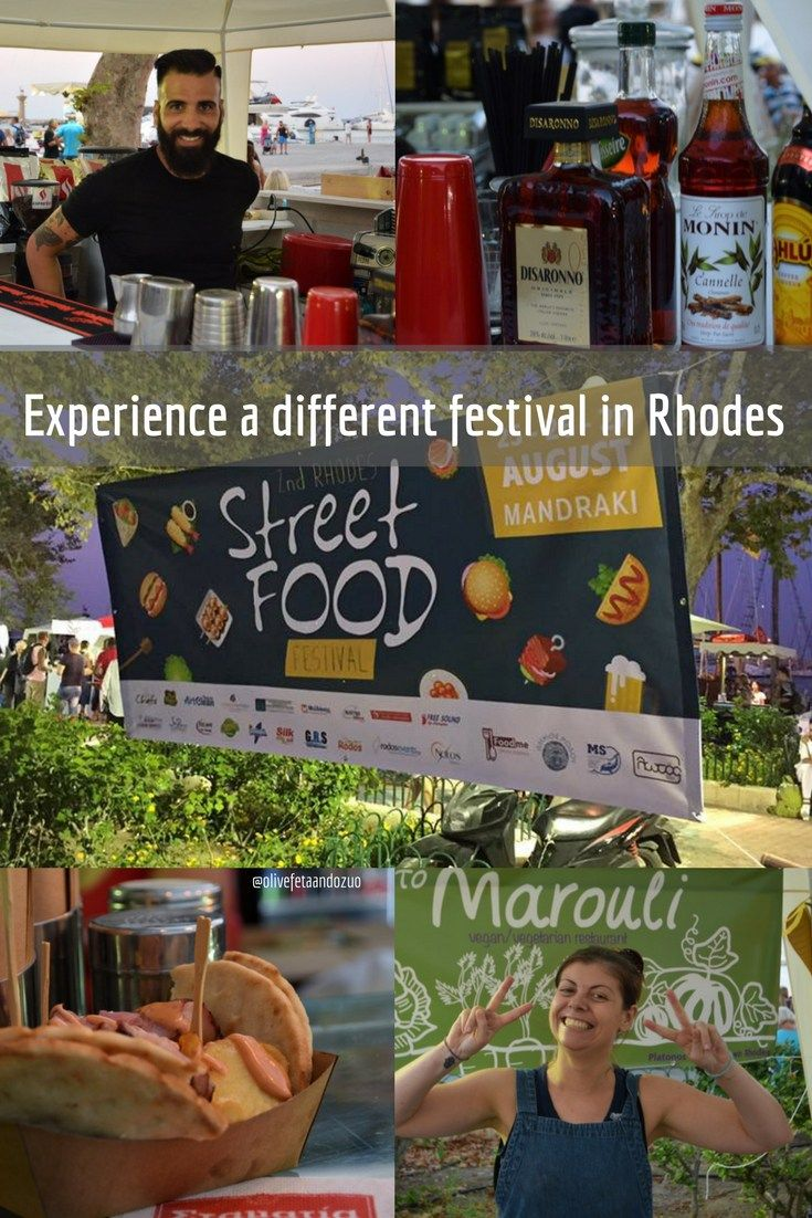 Experience a different festival in Rhodes