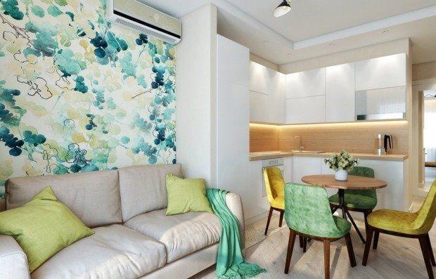 Пора развенчать: 3 мифа о дизайне маленьких квартир | Свежие идеи дизайна интерьеров, декора, архитектуры на INMYROOM