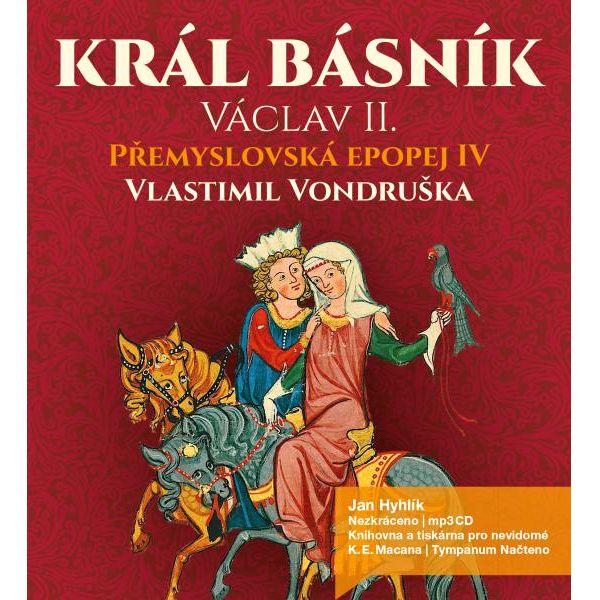 iTunes Cover Studio.cz: Vlastimil Vondruška: Přemyslovská epopej IV - Král...