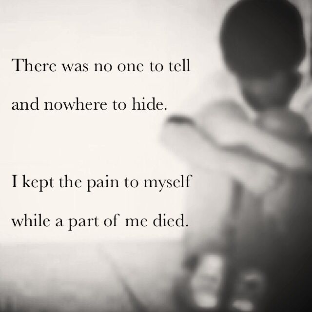 Emo Quotes About Pain: 25+ Best Child Abuse Quotes On Pinterest