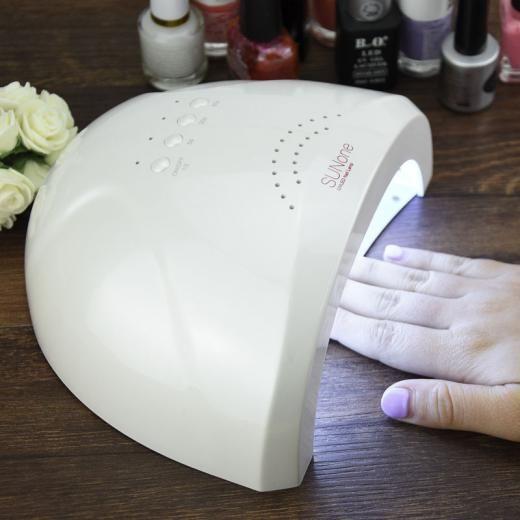 Sunuv White 48w Sunone Professional Led Uv Nail Lamp Light Dryer Lamps China