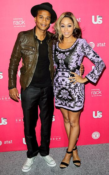 Cory Hardrict and Tia Mowry