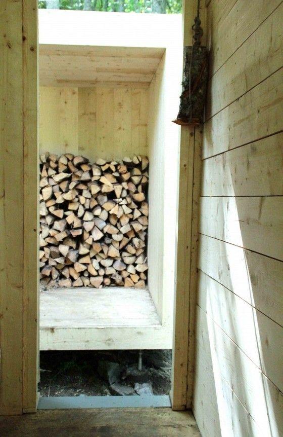 Sculptural Modern Sauna in Central Norway | Pursuitist