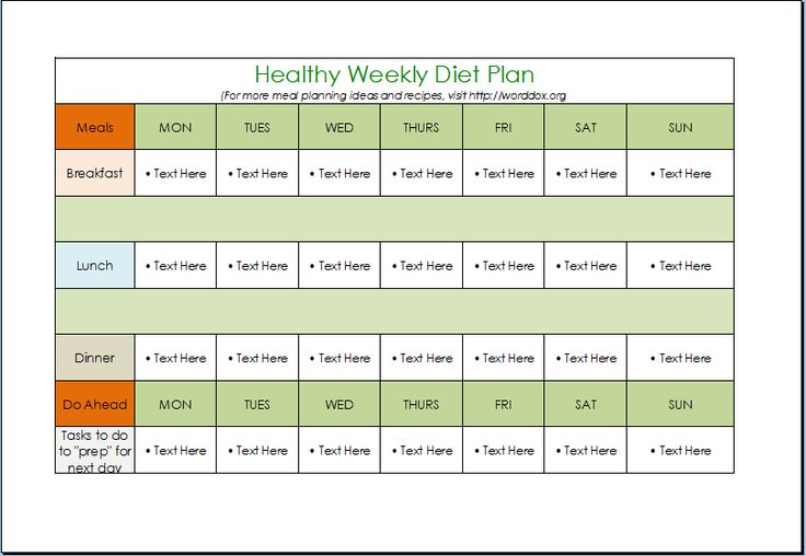 Exercise and Fitness planner template at http\/\/worddoxorg - timesheet calculator template