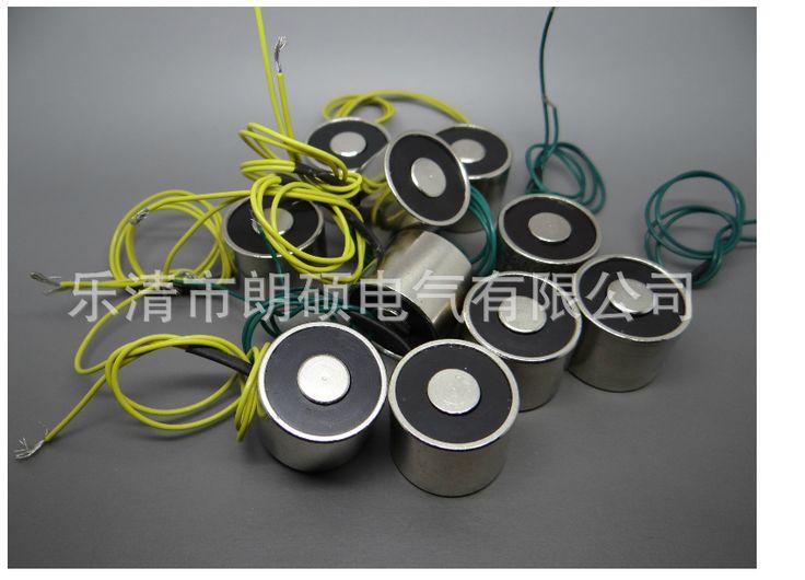 $21.40 (Buy here: https://alitems.com/g/1e8d114494ebda23ff8b16525dc3e8/?i=5&ulp=https%3A%2F%2Fwww.aliexpress.com%2Fitem%2F36V-DC-110LB-50kg-500N-10W-50mm-P50-27-Electric-Lifting-Lift-Force-Magnet-Electromagnet-Solenoid%2F32676804623.html ) 36V DC 110LB 50kg 500N 10W 50mm P50/27 Electric Lifting Lift Force Magnet Electromagnet Solenoid for just $21.40