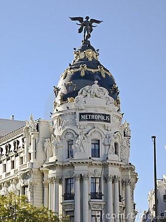 Metropolis - Madrid, Spain