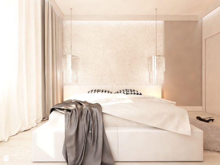 Sypialnia styl Glamour - zdjęcie od TISSU Architecture - Sypialnia - Styl Glamour - TISSU Architecture