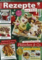 "Rezepte mit Pfiff 6/2017 ""Plätzchen & Co."""