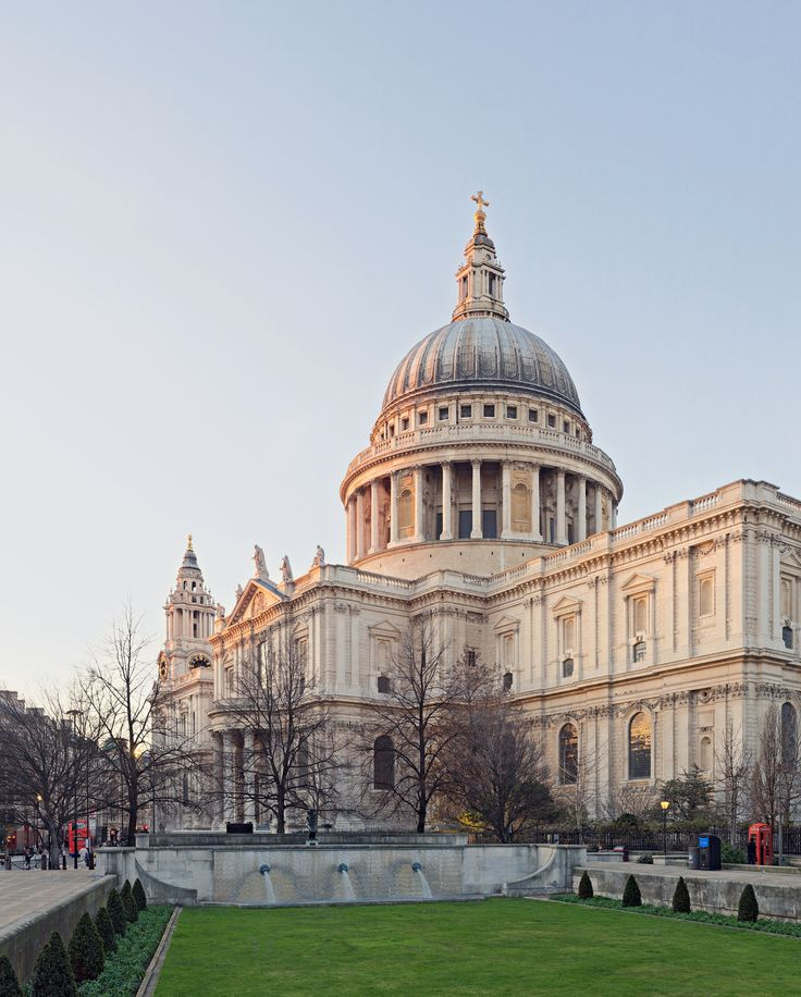 St Paul's Cathedral, London, England, United Kingdom