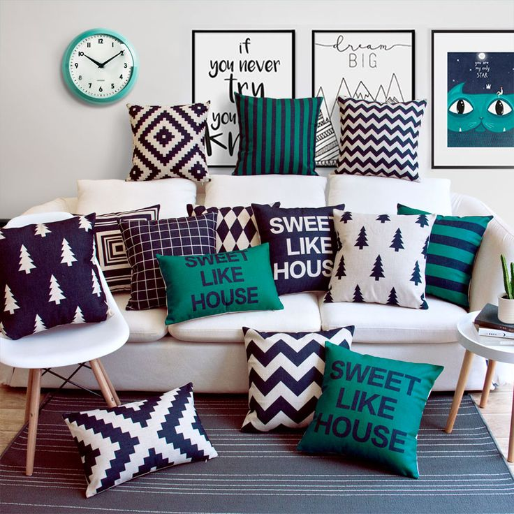 Best 25+ Striped Couch Ideas On Pinterest