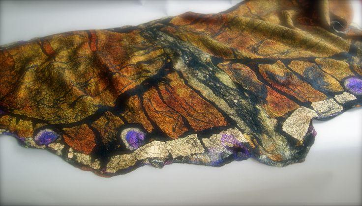Jean Gauger butterfly piece