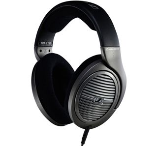 Sennheiser HD 518 Headphones. The HD 518 open, circumaural headphones prove that quality and affordability can go hand in han www.needledoctor.com
