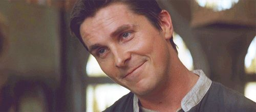 gif Christian Bale in #ThePrestige. One of my all-time favourite movies.