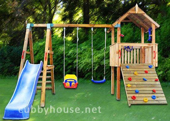 Lion Cub cubby house, australian-made, cubby houses for sale, diy cubby house kits, cubby houses