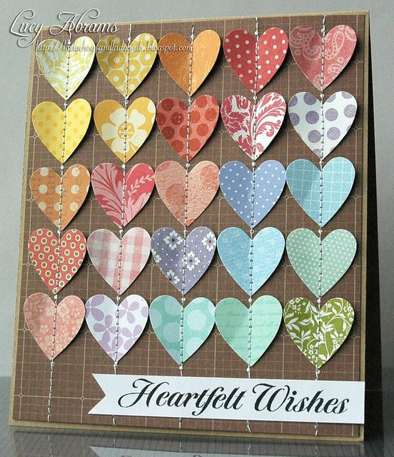 Heartfelt Wishes by Lucy Abrams, via Flickr