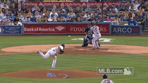 Clayton Kershaw defies explanation: 8 IP, 11 Ks, makes amazing snag and hits a triple...see it all here!