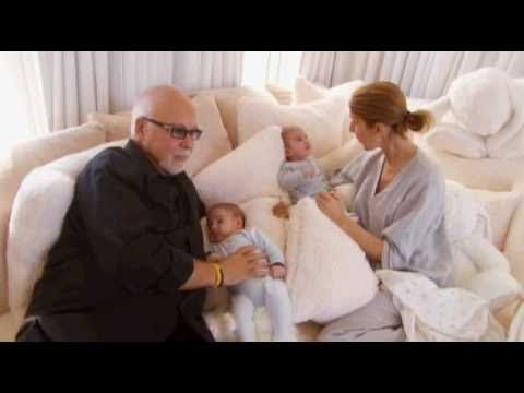 At home with Céline Dion and her miracle twins