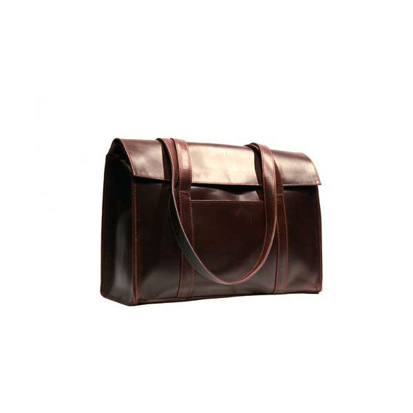 Kopa with Flap � Handmade LeatherLeather Bags