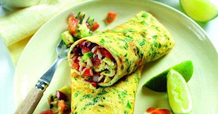 Simon Rimmer's healthy one-pot - No bread burritos