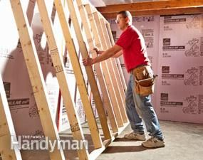 Expert advice for a warm, dry and inviting basement