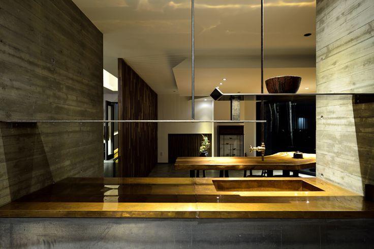 Chanoza Alcove || Zaborin 坐忘林 | Architect: nA Nakayama Architects | Photographer: Ken Goshima