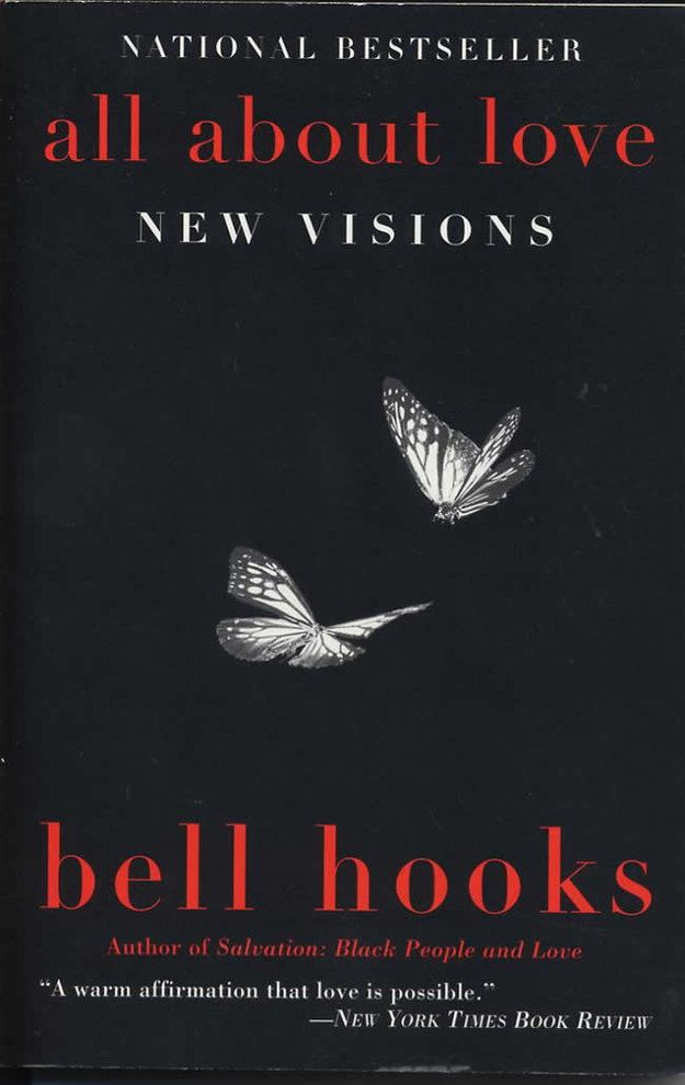 All about Love by bell hooks | 25 Books To Read Before You Die