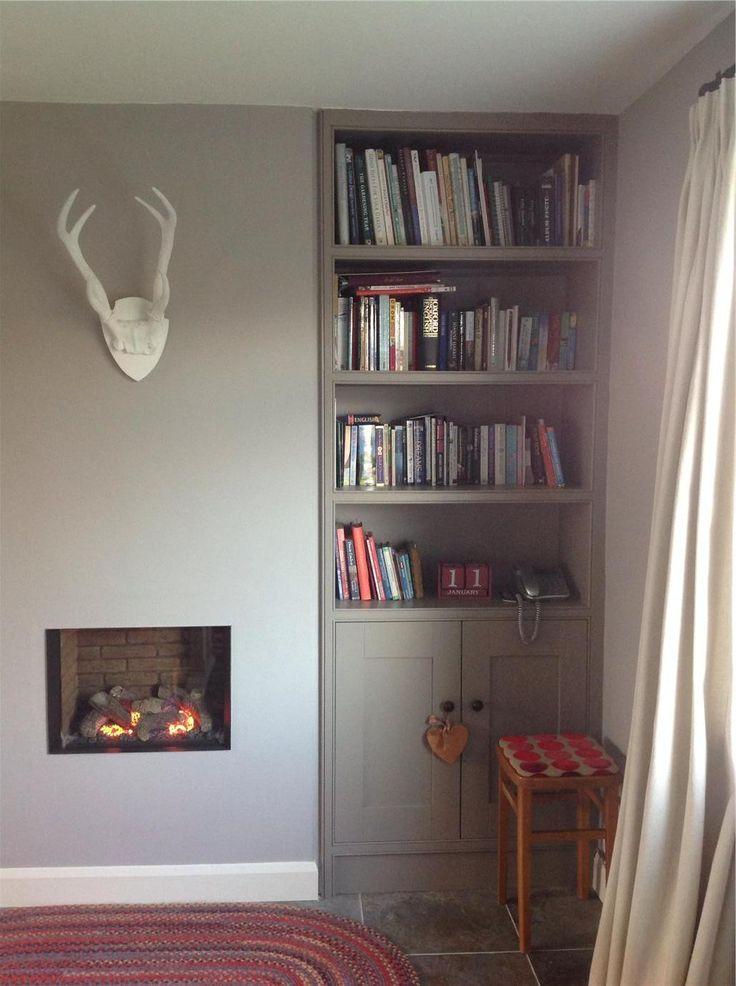 10 best shelves and alcoves images on pinterest home for Bathroom alcove shelves
