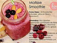 Matisse Smoothie