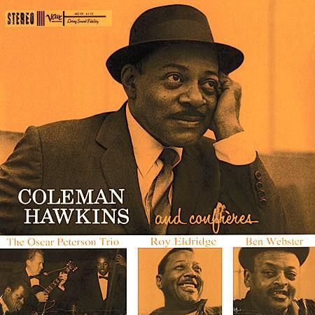 Coleman Hawkins - Coleman Hawkins And Confreres on Numbered Limited Edition 200g 45RPM 2LP