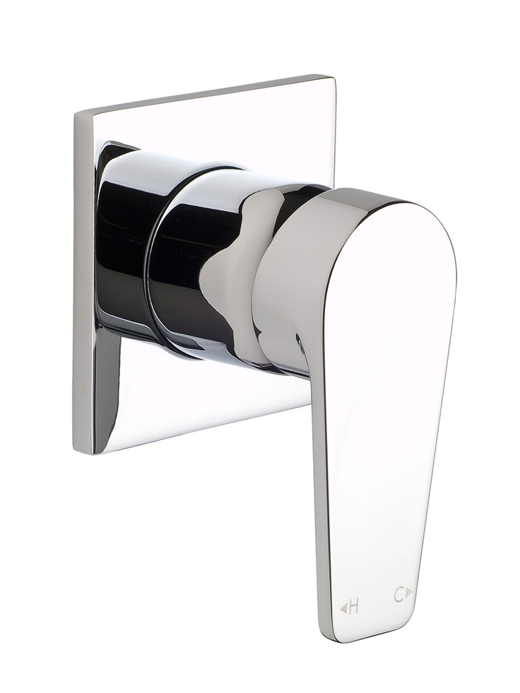 Ram | Yeva | Square Shower / Bath Mixer