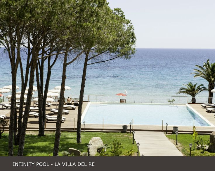 La vista da una delle vostre camere a #lavilladelre  #infinity #pool a disposizione dei nostri ospiti Prenota la tua #vacanza 2015 in #sardegna www.lavilladelre.com