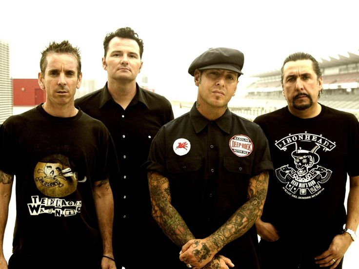 Social Distortion: Loud, never out of style.....cannot go wrong with these guys.