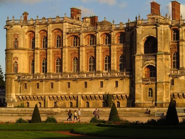 Château De Saint-Germain-En-Laye (78)
