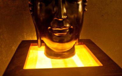 Harish Mukherjee Road - Buddha Bust