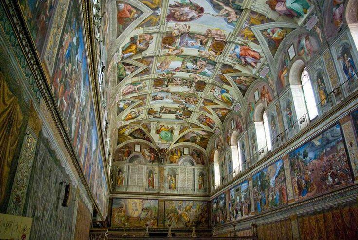 Eintrittspreise Vatikan 2017 (Petersdom, Vatikanische Museen, usw.)