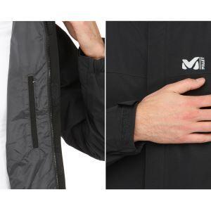 MILLET Veste de protection BROAD PEAK GTX Homme - Achat / Vente BLOUSON - MANTEAU MILLET Veste BROADPK GTX Homme - Cdiscount