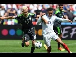 EURO 2016 : Buts en 3D - Angleterre / Pays de Galles (2 : 1)
