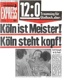 Bildergebnis für 1.fc köln deutscher meister