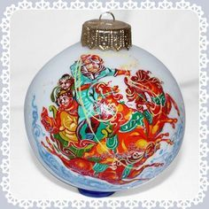 Image result for russian christmas balls