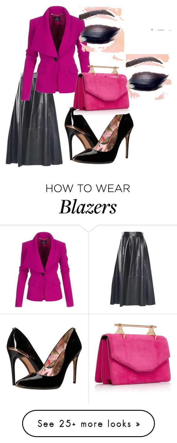 """""""Untitled #58"""" by dzinicbahrija on Polyvore featuring Ted Baker"""