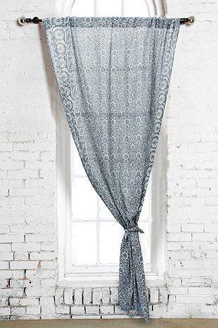 Hazel Batik Curtain Panel