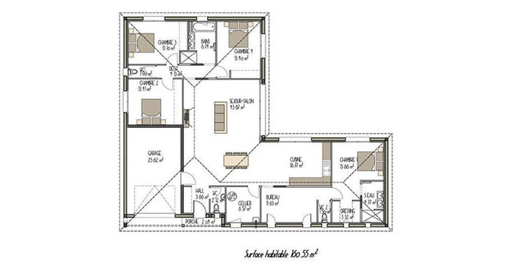 25 b sta id erna om construire sa maison p pinterest faire construire sa - Se faire construire une maison ...