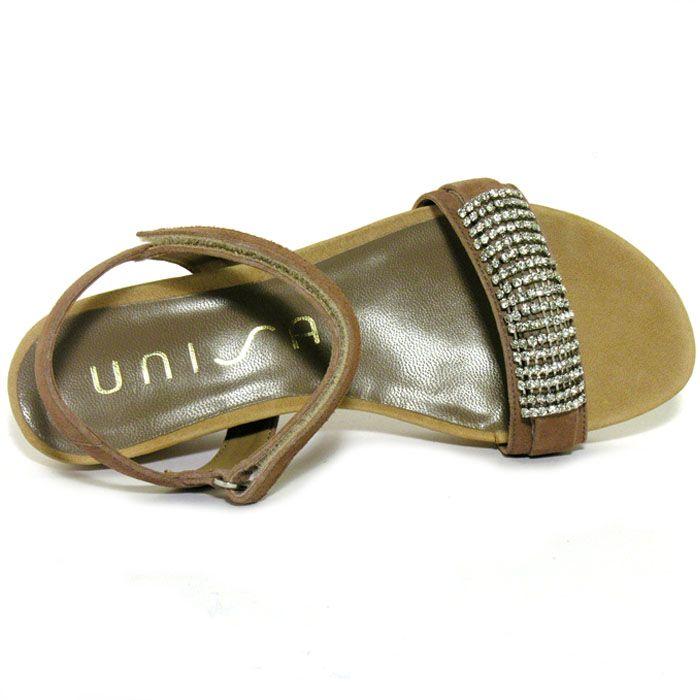 Sandalia de la marca Unisa. www.borlin.es