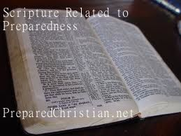 What does the Bible say about preparing? Is it a sin? | Prepared Christian
