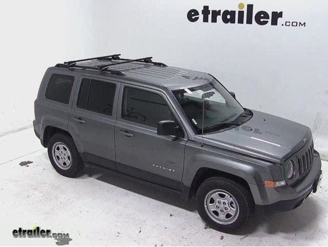Great Jeep Patriot Roof Rack Cross Bars
