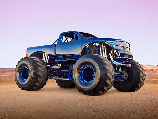 "Ultimate Dodge ""Lifted Trucks"" in the form of Dodge ""Monster Trucks"" Omg that's sweet"