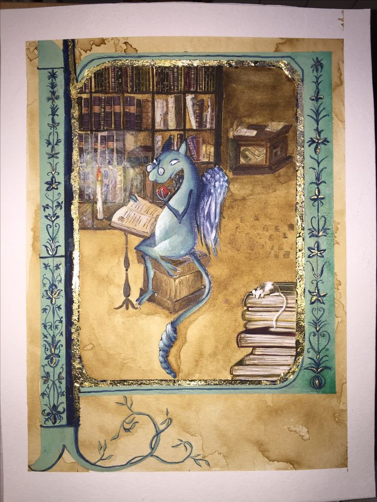 Topo di biblioteca - PL