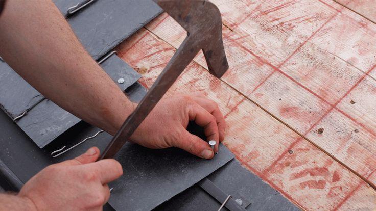 slate roofing, slate roof repair in Montreal